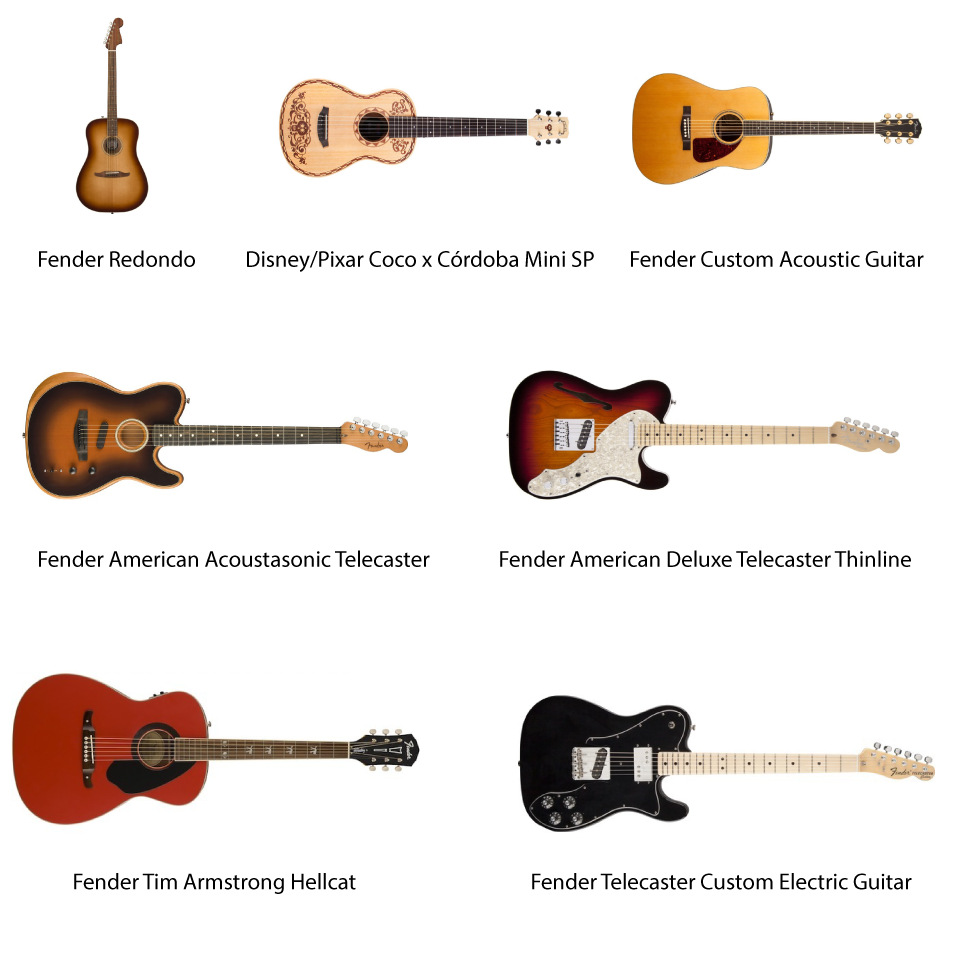What Guitars Does Finneas Use?