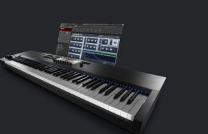Finneas Keyboard and Synth