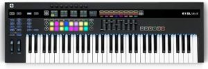 Novation 61SL MkII USB Keyboard
