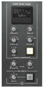 Universal Audio SSL 4000 G BUS Compressor