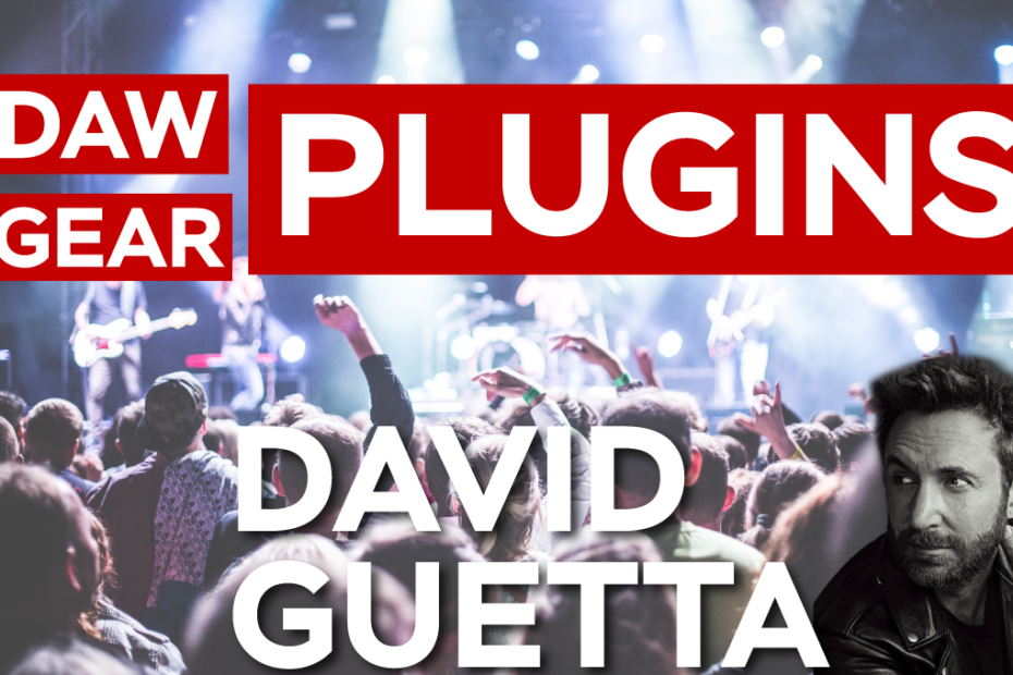 What Daw does David Guetta Use?
