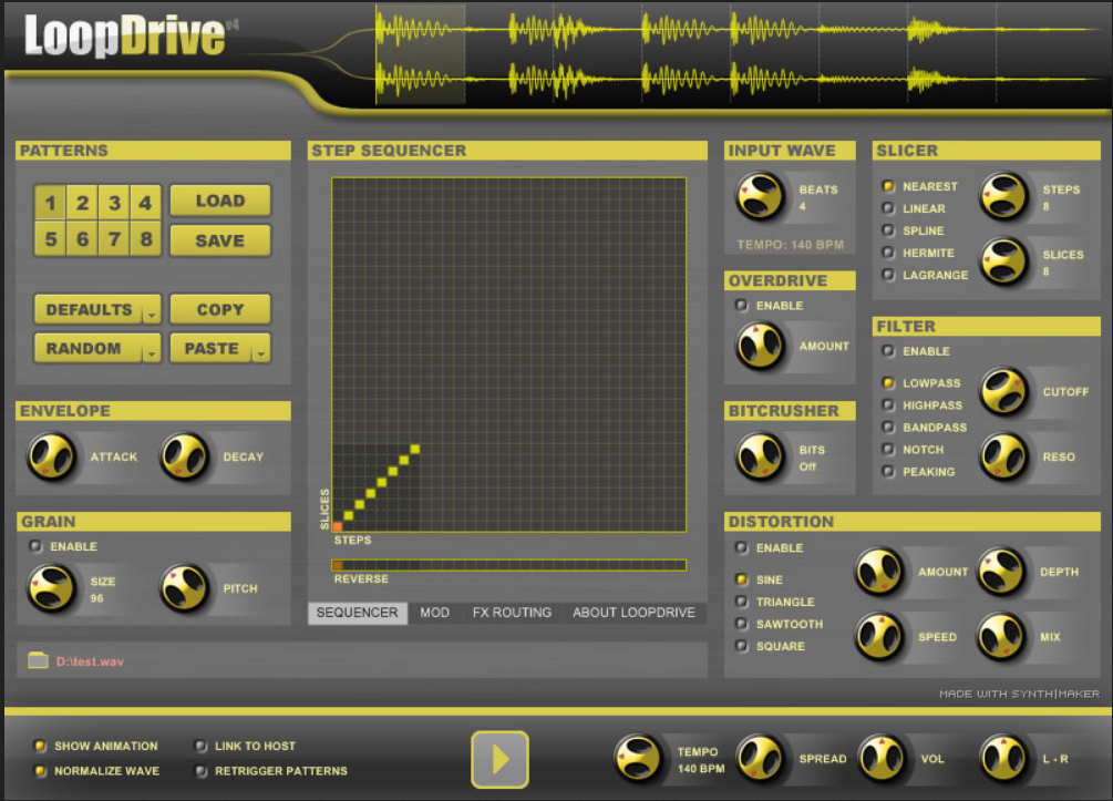LoopDrive Free Download