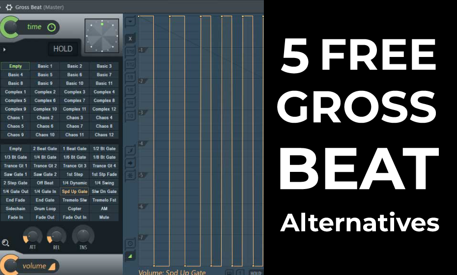 FREE Gross Beat Alternatives