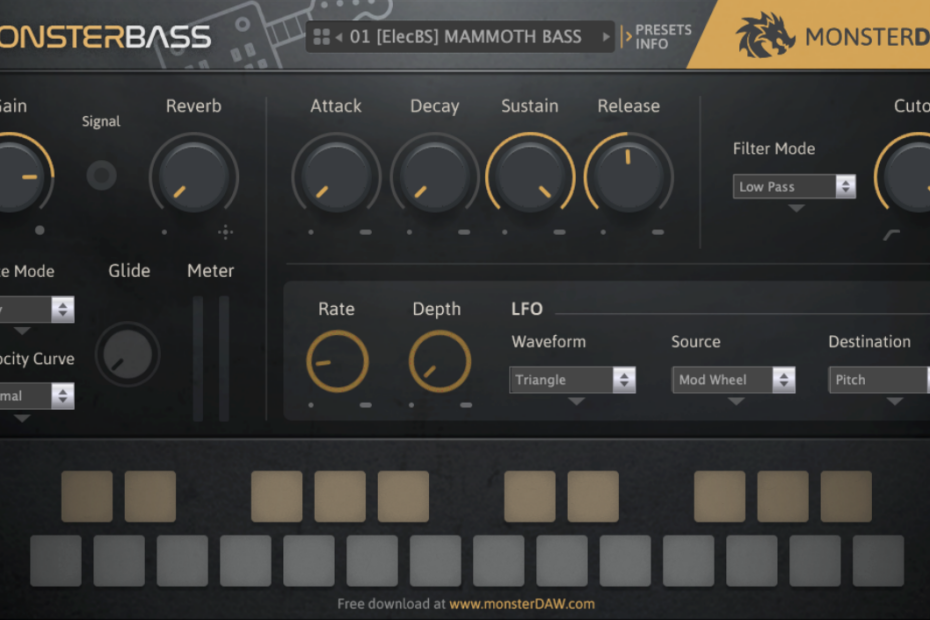 Monster BASS Free Download